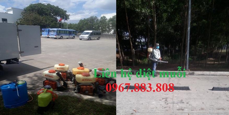 Dịch vụ diệt muỗi Hà Nam