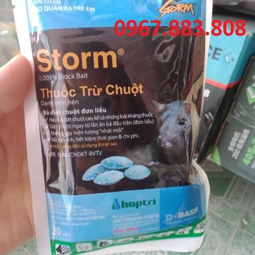 Bán thuốc diệt chuột - cty Tuấn Trần